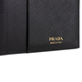Authentic Second Hand Prada Banana Saffiano Passport Cover (PSS-145-00345) - Thumbnail 5