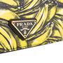 Authentic Second Hand Prada Banana Saffiano Passport Cover (PSS-145-00345) - Thumbnail 6