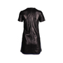 Authentic Second Hand Céline Lambskin Shift Dress (PSS-074-00193) - Thumbnail 1