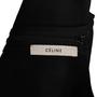 Authentic Second Hand Céline Lambskin Shift Dress (PSS-074-00193) - Thumbnail 4