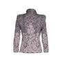 Authentic Second Hand Alexander McQueen Lace Appliqué Jacket (PSS-074-00196) - Thumbnail 1