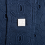Authentic Second Hand Chanel Spring 2007 Broderie Anglaise Dress (PSS-074-00199) - Thumbnail 2