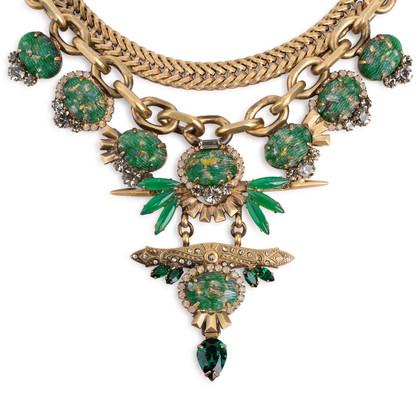 Authentic Second Hand Elizabeth Cole Victoria Necklace (PSS-074-00211)