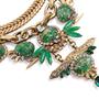 Authentic Second Hand Elizabeth Cole Victoria Necklace (PSS-074-00211) - Thumbnail 3