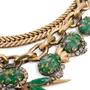 Authentic Second Hand Elizabeth Cole Victoria Necklace (PSS-074-00211) - Thumbnail 4