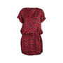 Authentic Second Hand Louis Vuitton Leopard Print Dress (PSS-137-00042) - Thumbnail 0