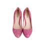 Authentic Second Hand Miu Miu Pink Glitter Pumps (PSS-840-00002) - Thumbnail 0