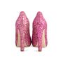 Authentic Second Hand Miu Miu Pink Glitter Pumps (PSS-840-00002) - Thumbnail 3