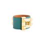 Authentic Second Hand Hermès Malachite Collier de Chien Bracelet (PSS-304-00108) - Thumbnail 1