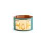 Authentic Second Hand Hermès Malachite Collier de Chien Bracelet (PSS-304-00108) - Thumbnail 3