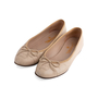Authentic Second Hand Chanel Leather Ballerina Flats (PSS-304-00121) - Thumbnail 2