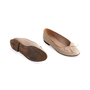 Authentic Second Hand Chanel Leather Ballerina Flats (PSS-304-00121) - Thumbnail 5