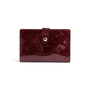 Authentic Second Hand Louis Vuitton Viennois Vernis Wallet (PSS-841-00006) - Thumbnail 0