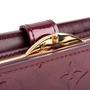 Authentic Second Hand Louis Vuitton Viennois Vernis Wallet (PSS-841-00006) - Thumbnail 5