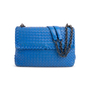 Authentic Second Hand Bottega Veneta Large Olimpia Bag (PSS-847-00005) - Thumbnail 0