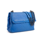 Authentic Second Hand Bottega Veneta Large Olimpia Bag (PSS-847-00005) - Thumbnail 1