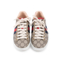 Authentic Second Hand Gucci New Ace GG Supreme Sneakers  (PSS-080-00293) - Thumbnail 0