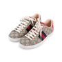 Authentic Second Hand Gucci New Ace GG Supreme Sneakers  (PSS-080-00293) - Thumbnail 1