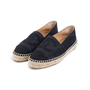 Authentic Second Hand Chanel Satin Espadrilles (PSS-080-00294) - Thumbnail 1