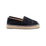 Authentic Second Hand Chanel Satin Espadrilles (PSS-080-00294) - Thumbnail 2