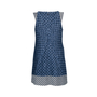Authentic Second Hand Chanel Sleeveless Tweed Dress (PSS-080-00304) - Thumbnail 1
