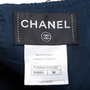Authentic Second Hand Chanel Sleeveless Tweed Dress (PSS-080-00304) - Thumbnail 3