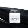 Authentic Second Hand Chanel Stretch Ribbed Dress (PSS-080-00309) - Thumbnail 4