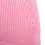 Authentic Second Hand Chanel Stretch Ribbed Top (PSS-080-00312) - Thumbnail 2