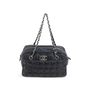 Authentic Second Hand Chanel Square Quilt Bag (PSS-800-00008) - Thumbnail 0