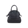 Authentic Second Hand Bottega Veneta Black Frame Weave Bag (PSS-811-00003) - Thumbnail 0