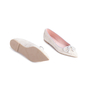 Authentic Second Hand Pretty Ballerinas Python Embossed Flats (PSS-850-00001) - Thumbnail 5