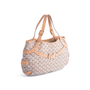 Authentic Second Hand Anya Hindmarch Monogram Canvas Bag (PSS-850-00005) - Thumbnail 1