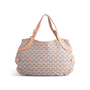 Authentic Second Hand Anya Hindmarch Monogram Canvas Bag (PSS-850-00005) - Thumbnail 2