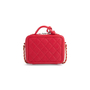 Authentic Second Hand Chanel Small Filigree Vanity Case Bag (PSS-143-00131) - Thumbnail 2