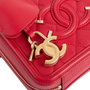 Authentic Second Hand Chanel Small Filigree Vanity Case Bag (PSS-143-00131) - Thumbnail 5