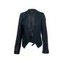Authentic Second Hand Ann Demeulemeester Colourblock Jacket (PSS-435-00035) - Thumbnail 0