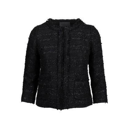 Authentic Second Hand Anteprima Tweed Jacket (PSS-856-00086)