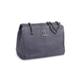 Authentic Second Hand Chanel 2011 Hamptons Shopping Tote (PSS-567-00010) - Thumbnail 1