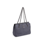 Authentic Second Hand Chanel 2011 Hamptons Shopping Tote (PSS-567-00010) - Thumbnail 4