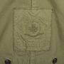 Authentic Second Hand Mr & Mrs Italy Fur Trim Parka Coat (PSS-220-00035) - Thumbnail 2