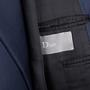 Authentic Second Hand Dior Homme 2-Piece Wool Suit Set (PSS-859-00059) - Thumbnail 2