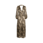 Authentic Second Hand ba&sh Saddie Maxi Dress (PSS-097-00523) - Thumbnail 1