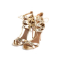 Authentic Second Hand Aquazzura Beverly Hills Lace up Sandal (PSS-097-00530) - Thumbnail 2