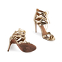 Authentic Second Hand Aquazzura Beverly Hills Lace up Sandal (PSS-097-00530) - Thumbnail 5