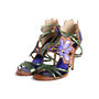 Authentic Second Hand Jimmy Choo Lolita Sandals (PSS-097-00531) - Thumbnail 1
