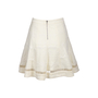 Authentic Second Hand Rebecca Taylor Textured Flare Skirt (PSS-088-00080) - Thumbnail 1