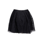 Authentic Second Hand Simone Rocha Lace Flare Skirt (PSS-088-00090) - Thumbnail 1