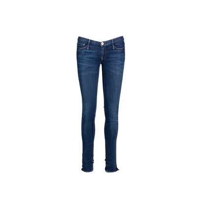 Authentic Second Hand Earnest Sewn Low Waist Skinnies (PSS-054-00254)