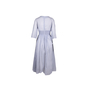 Authentic Second Hand Emilia Wickstead Madeleine Ruched Dress (PSS-054-00256) - Thumbnail 1