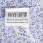 Authentic Second Hand Emilia Wickstead Madeleine Ruched Dress (PSS-054-00256) - Thumbnail 4